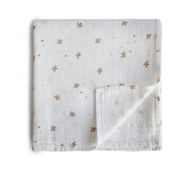 MUSHIE - SWADDLE -  Sparrow